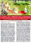 Iglesia y Famial en Madrid