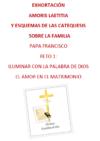 1 Exhortacion AL Capitulo Iluminar con la Palabra de Dios. La Biblia ha de ser un libro familiar