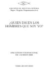 2005-2006 QUIÉN DICEN LOS HOMBRES QUE SOY YO
