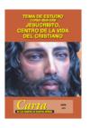 2008-2009 JESUCRISTO, CENTRO DE LA VIDA DEL CRISTIANO