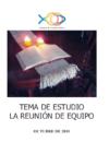 2010-2011 REUNIÓN DE EQUIPO