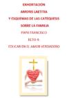 4 Exhortacion AL Capitulo Educar en el amor verdadero